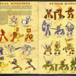 Knights from White Dwarf 126