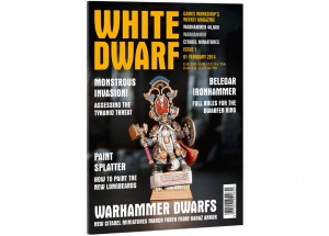 White Dwarf Weekly Issue 1