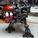 Test Shoulder on Knight