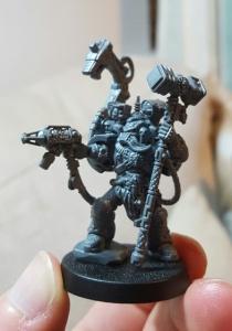 Iron Priest - Plastic