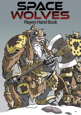 Space Wolves Players Hand Book