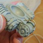 Acastus Knight Porphyrion Fixed Pipe