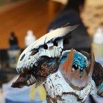 Orruk Megaboss - Beast Skull