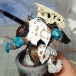 Orruk Megaboss - WIP 6