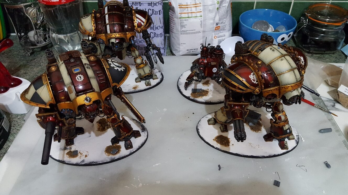 Imperial Knight Base