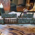 Tutorial - Painting Scenery - Age of Sigmar Walls