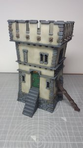 Warhammer Age of Sigmar Watchtower